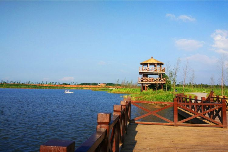 Yangsha Lake International Tourism Resort2