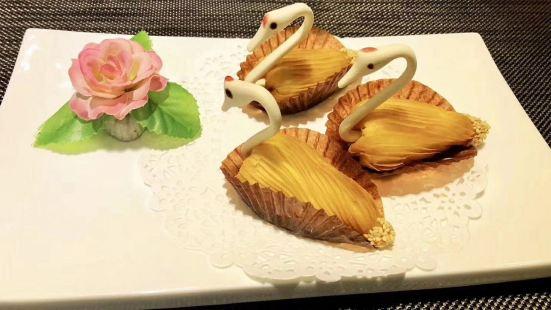 紫荊庭港式餐廳