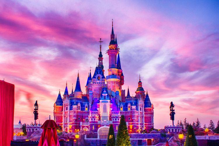 巴黎迪士尼樂園2
