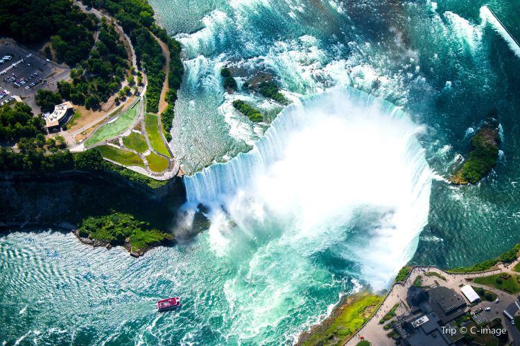 ナイアガラの滝(カナダ側)1