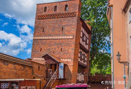 Leaning Tower of Torun