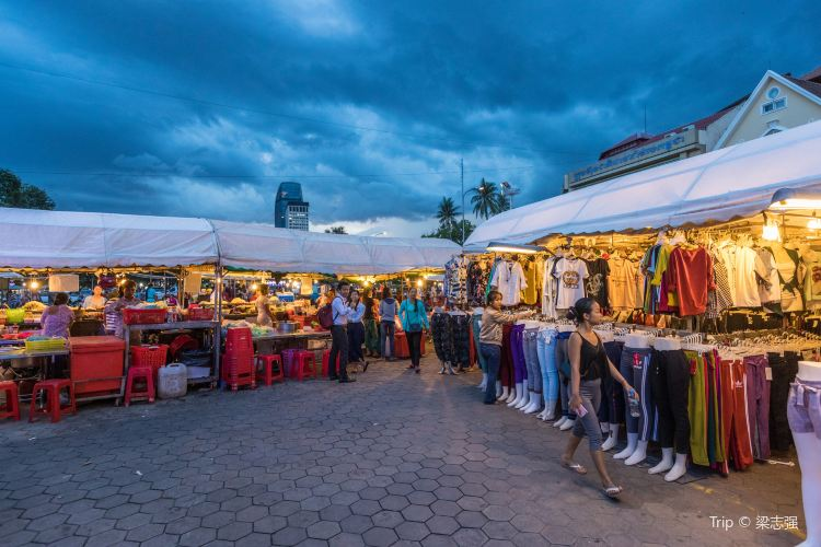 Phnom Penh Night Market2