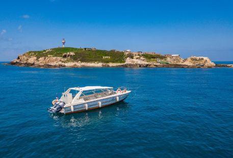 南澳海上快艇