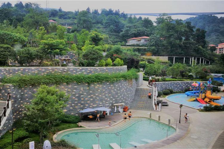 시펑(식봉) 온천2