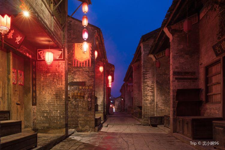 黃姚石板街2