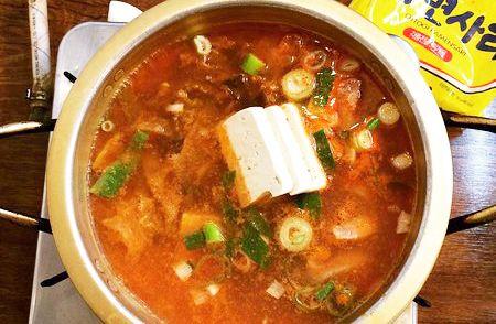 Jangdokdae Kimchi Jjigae