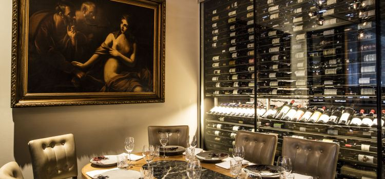 戈洛西佛羅倫蒂諾地窖酒吧1