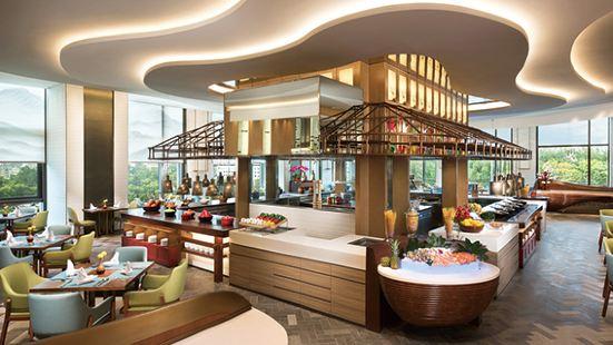 濟南香格裡拉大酒店大堂酒廊