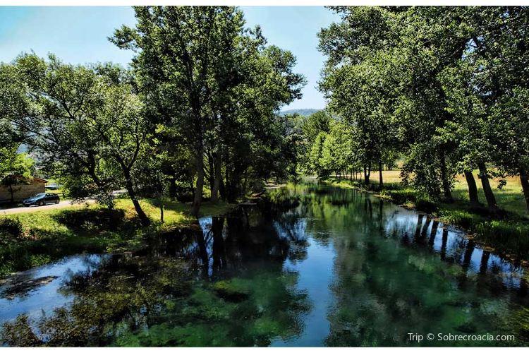 Gacka River