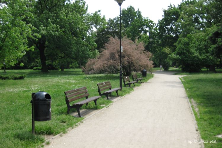 Culture Park in Powsin (Park Kultury w Powsinie)