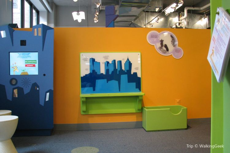 曼哈頓兒童博物館1