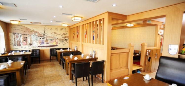 樸家韓鄉緣韓國餐廳(長青2店)1