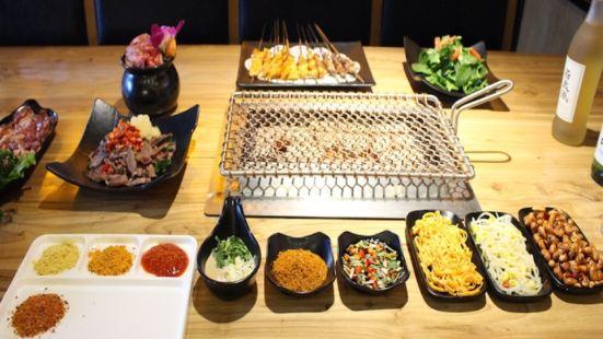 浦項串店·烤肉烤鰻魚(西塔店)