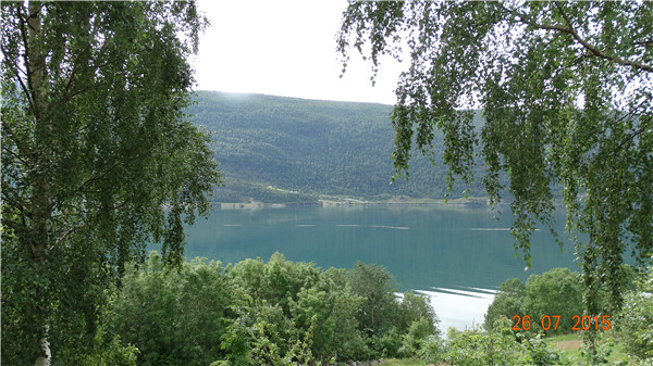 Hornindalsvatnet Lake