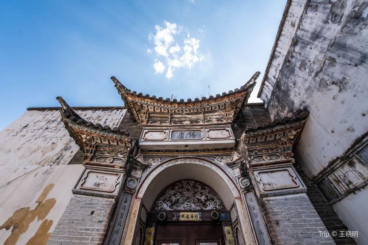 喜洲白族古建築
