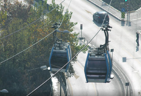 Istanbul Cable Car
