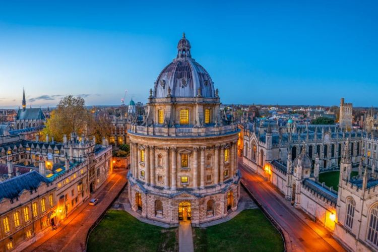 University of Oxford1