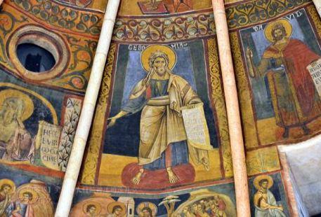Monastero e chiesa di San Giovanni Evangelista