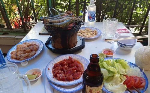 浦江亭烤肉