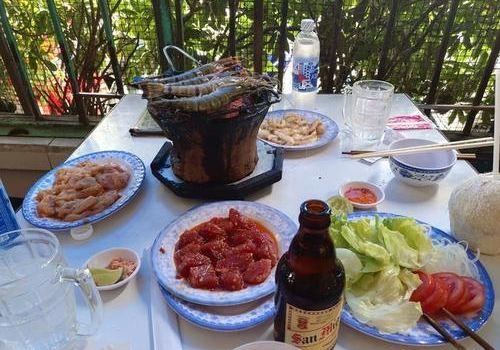 浦江亭烤肉1
