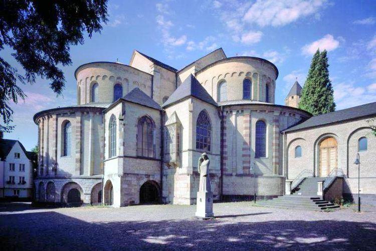 St Maria im Kapitol教堂