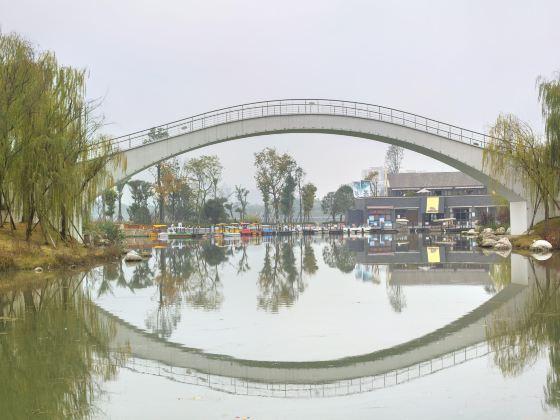 Mingyuedao Park