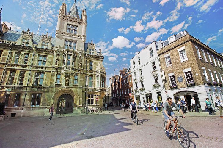劍橋大學2