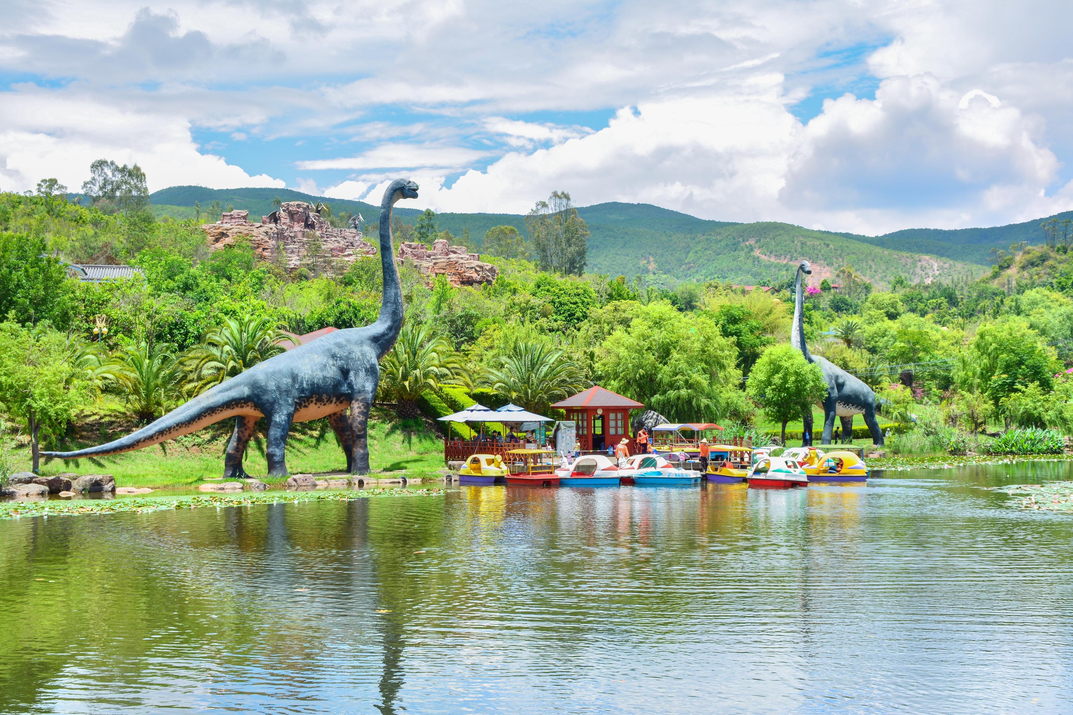Lufeng World Dinosaur Valley