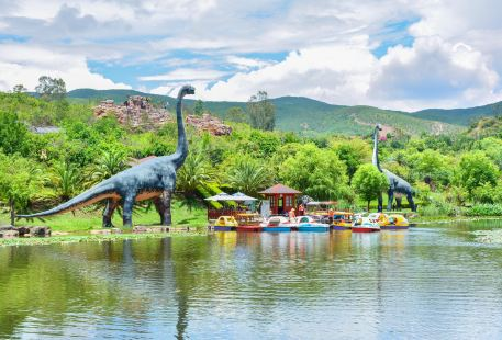 Lufeng World Dinosaur Valley