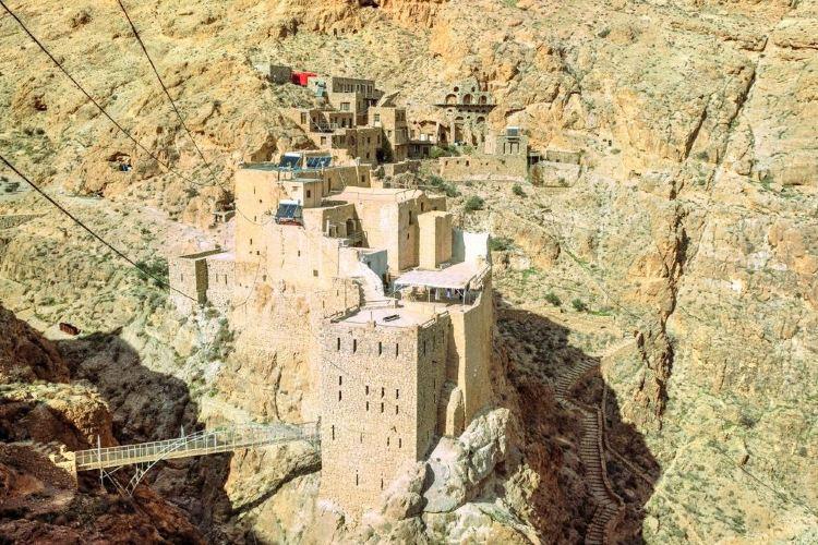 Mar Musa修道院
