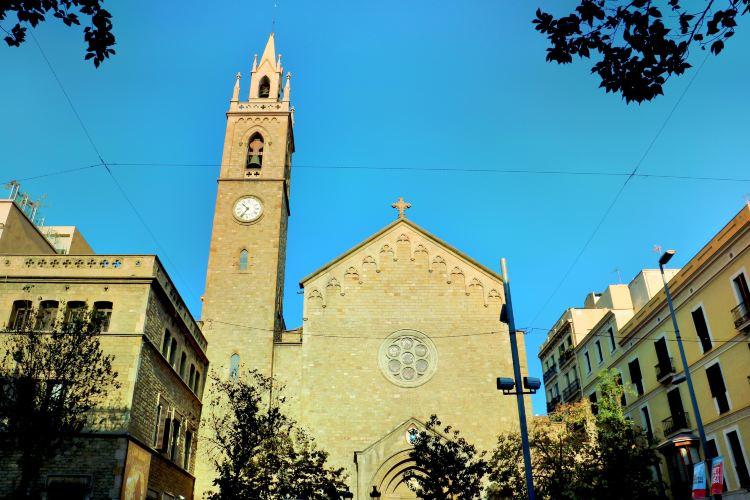 Claustro E Iglesia de la Concepcion1