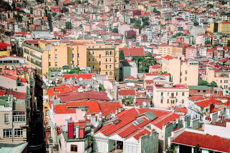 伊斯坦布爾舊城區