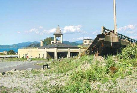 金比羅火口災害遺構散策路