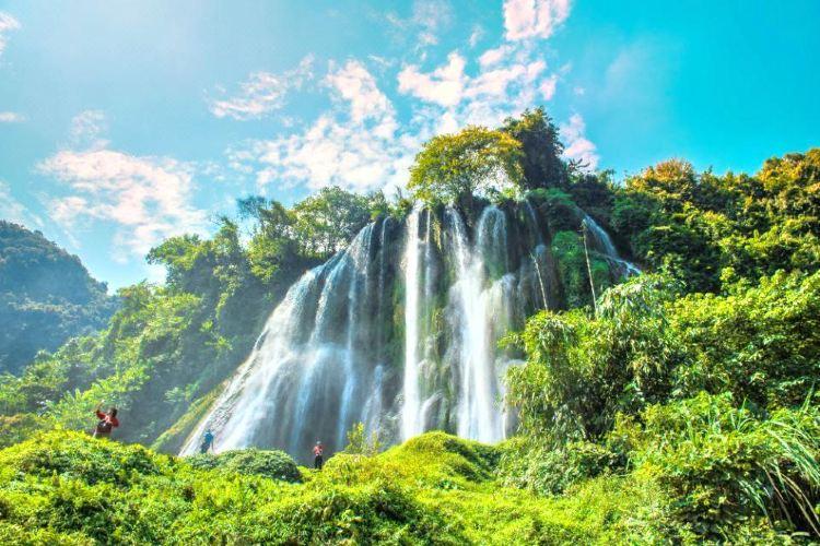Sandieling Waterfall