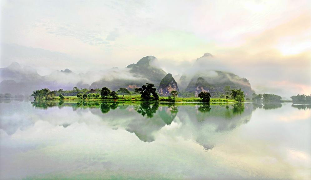 Anpingxianhe Sceneic Area
