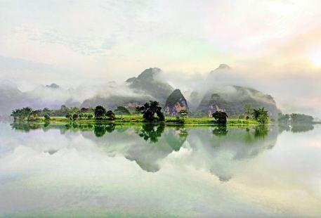 安平仙河景區