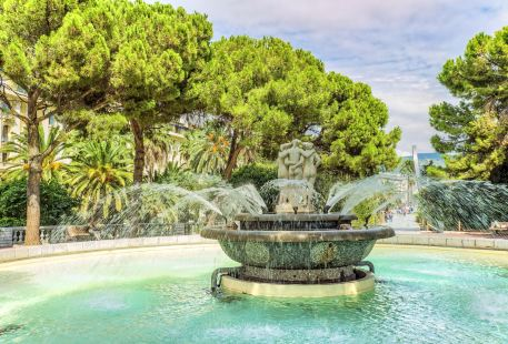 Jardin Albert Ier