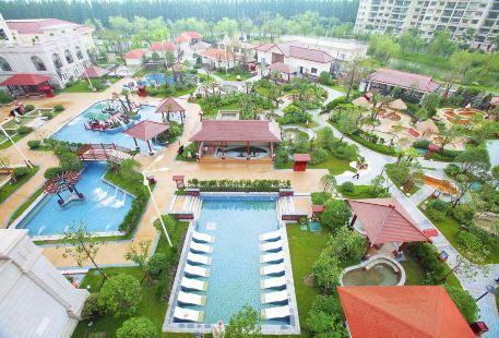 The Taizhou Bigui Park Hot Springs