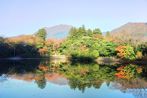 Shirakumo Pond