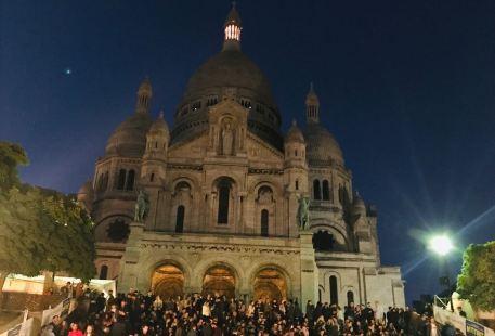 Chapelle du Sacre-Cœur.