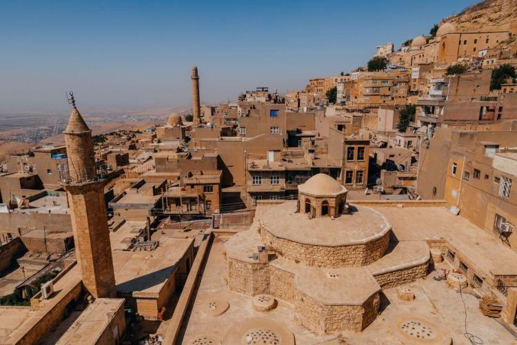 Mardin Castle3