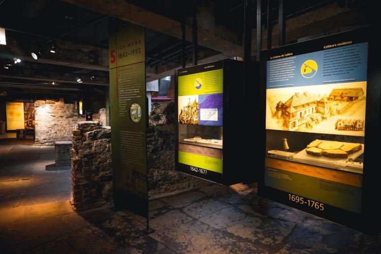 Montreal Museum of Archaeology and History4