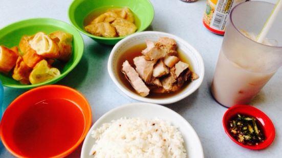 Sin Soon Heong Bak Kut Teh stall
