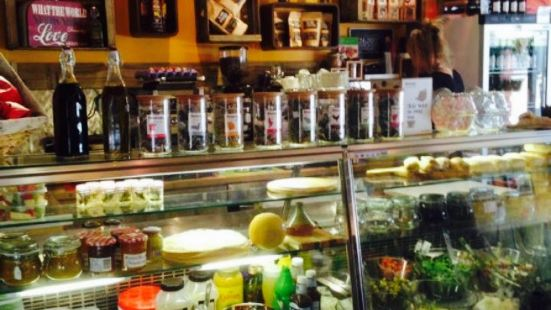 Lilys Coffee Shop - Cafe