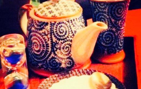 Cajna hisa - Tea House