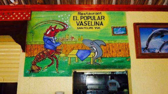 Restaurant El Popular Vaselina