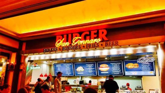 San Gennaro Burger