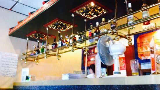Chinees-Indisch restaurant \Holland\
