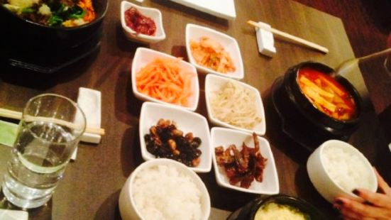 Korean restaurant ko hyang
