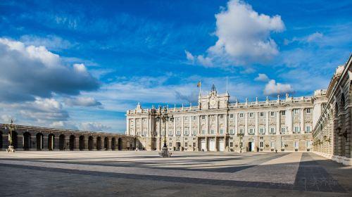 마드리드 왕궁